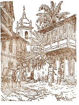 becos em Valkaria